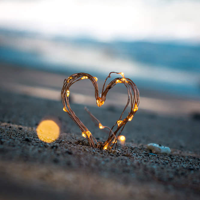 Love and Light   www.angelsandlight.co Photo by Steve Halama From Unsplash